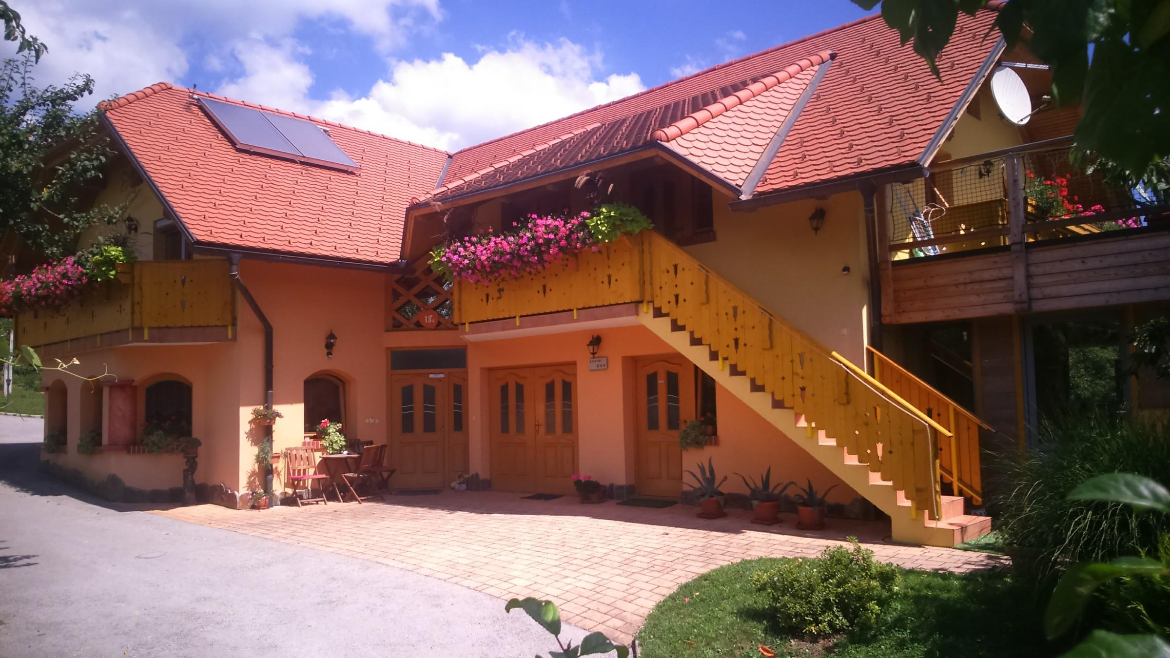 Apartma Kristina-Beli zajec, foto arhiv Kristina,Savinjska dolina