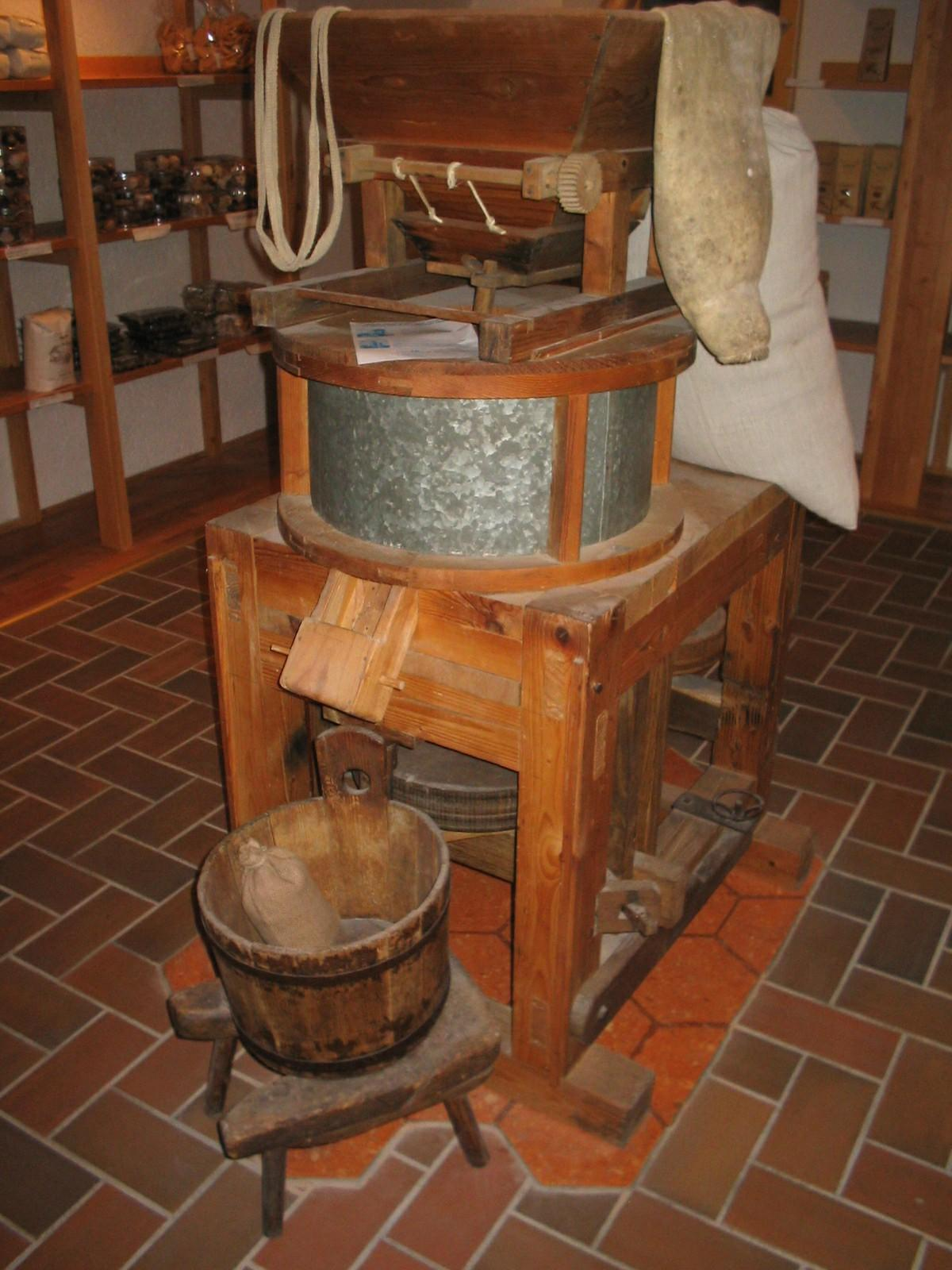 Brineƒev mlin- Star mlin, foto arhiv Brineƒev mlin, Savinja Valley