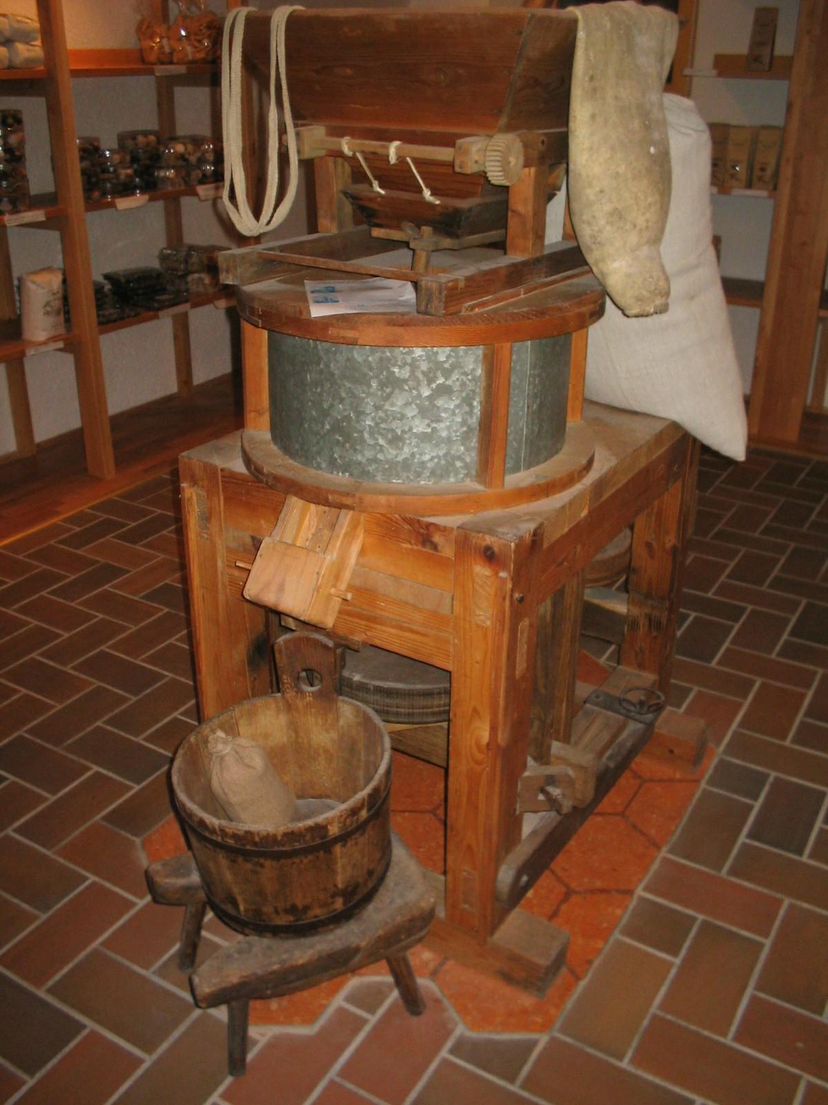 FormatFactoryBrineƒev mlin- Star mlin, foto arhiv Brineƒev mlin, Savinja Valley