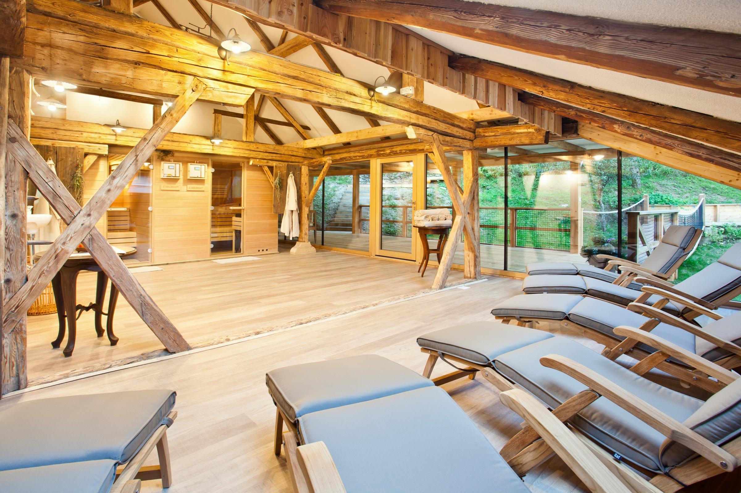 FormatFactoryCharming Herbal- Wellness center, foto Jost Gantar, Savinja Alps